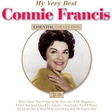 Connie Francis - My Very Best [New CD]