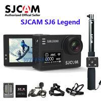 Original SJCAM SJ6 LEGEND Wifi HD 4K Touch Screen Waterproof Action Camera Sport