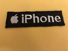 iPhone iron on or sew on patch