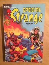 SPECIAL STRANGE - Album N°14 : T40 / T41 / T42