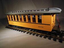 30800 LGB D&RGW Coach G scale