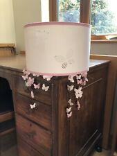 Laura Ashley Bella Butterfly Pink Lampshade