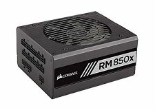 Corsair RMx Series RM850x 850W Fully Modular Power Supply 80+ Gold Certified