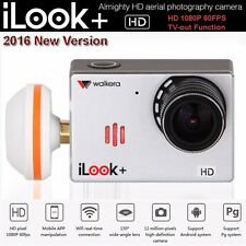 WALKERA iLook+ HD 1080P 60FPS Wide Angle 5.8G FPV Video Camera Aerial Photo Cam