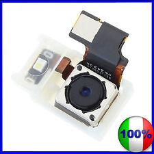 Modulo camera posteriore retro 8 mpx fotocamera per iphone 5