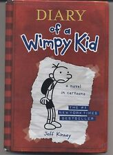 Diary of a Wimpy Kid HC 2007 Jeff Kinney