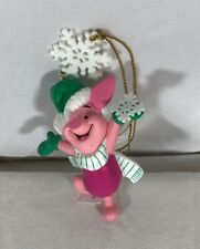 "Grolier Presidents Edition Disney Christmas Ornament ""Piglet"""