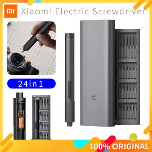 Tournevis de précision électrique rechargeable 2 vitesses 24 pièces XIAOMI Mijia