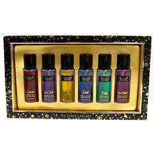 Victoria's Secret Fantasies Mist 6 Piece Gift Set 75 Ml Each Fragrance Spray New