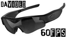 16GB daVideo Rikor 60fps Video Camera Sunglasses Recording HD 1080p Spy Glasses