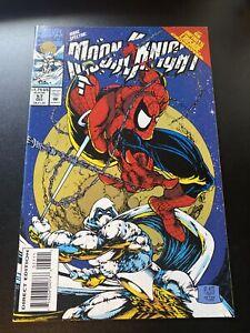 Marc Spector: Moon Knight #57 High Grade! Platt, Spider-Man, Infinity Crusade