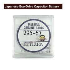 Genuine 295.67 295-670 Eco-Drive MT416 Capacitor Battery EG2180 G620M J620 G671