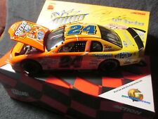 1 24 Action Jeff Gordon #24 Dupont/nascar Racers 1999 Chevy Monte Carlo