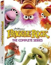 Fraggle Rock The Complete Series - DVD Region 1