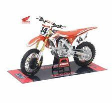 Ray HRC Factory Racing Team Honda CRF 450r Cole Seely 1 12 Motocross Toy