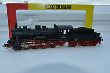Fleischmann 1155 Dampflok Br.55 4455  Güterzuglok WECHSELSTROM  *NEUWERTIG*