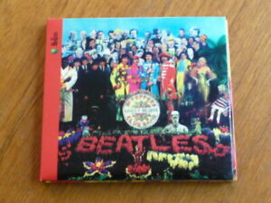 "The Beatles: ""Sgt. Pepper's"" Digipak CD w/ Bonus Video TOCP-71028 [john lennon"