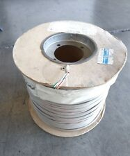 ( 1000 Ft Spool ) AT&T Systimax ( 24Awg ) Gray Cable Wire 4 Pair