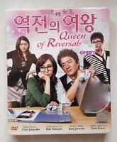 Korean Drama DVD Queen of Reversals (2010) GOOD ENG SUB All Region FREE SHIPPING