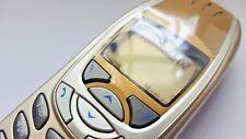 ✔️ TOP NOKIA 6310i Handy 6310 i Bluetooth Tastenhandy Gold Champagne