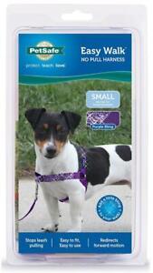 PetSafe Bling Easy Walk No-Pull Harness, Small, Purple Bling