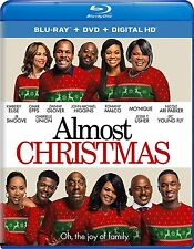 PRE  ORDER: ALMOST CHRISTMAS - BLU RAY - Region free - Sealed