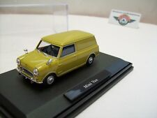 Austin Mini van, verde oliva, 1960, Hongwell 1:43