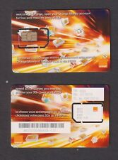 CAMEROON  - Orange SIM Card Unused Chip Phonecard (41)