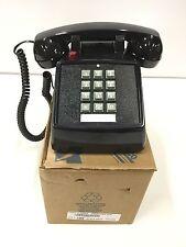 NEW Cortelco 250000-vba-27m Desk W/ Message - Black Itt-2500-27m-bk