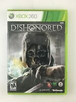 Dishonored - Xbox 360 Game - Tested