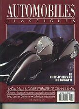 AUTOMOBILES CLASSIQUES n°37 LANCIA D24 MAZDA MX3