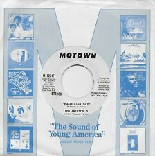 MICHAEL JACKSON  Hallelujah Day  rare promo 45 from 1973  JACKSON 5