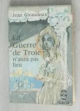 La guerre de Troie n'aura pas lieu Jean Giraudoux 1974