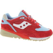 US size 11.0 PYS x Saucony Shadow 6000 - Blue Apple red blue size 11.0