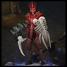 Diablo 3 ROS PS4 [Softcore] - komplette alte Necromancer Set Bundle-alle Sets