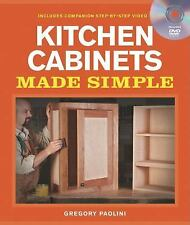 Made Simple: Kitchen Cabinets by Gregory Paolini (2011, Paperback)