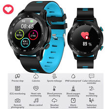 Heart Rate Smart Watch Bluetooth Phone Mate For Android Samsung S10 S9 Note 10 9