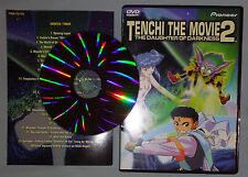 Tenchi Movie 2: Daughter of Darkness  DVD Masami Kikuchi, Ai Orikasa, Yumi Takad