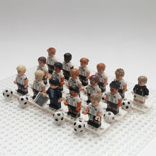 LEGO 71014 DFB German National Football Team Complete of 16 Minifigures LIMITED