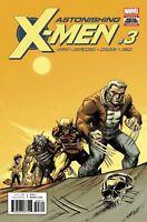 Astonishing X-Men #3 1st Print Marvel Comic 2017 NM ships in t-folder