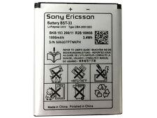 NEU Akku BST-33 original Sony Ericsson W830 W850 W880 W890 W900 W950 W960 X5