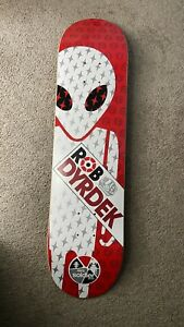 Rob Dyrdek Alien Workshop AWS Soldier Series Skateboard Deck