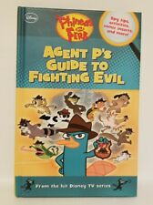 Phineas and Ferb: Agent P's Guide to Fighting Evil by Peterson, Scott