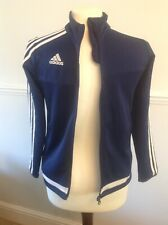 adidas Blue tracksuit top 11-12 Years