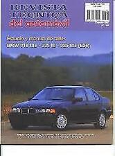Manual de Taller BMW 318 tds 325 td 325 tds (E36) en CD Workshop Réparation.
