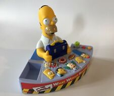 The Simpsons What Homer Tiger Electronics Juego Would Figura Rara Do sólo