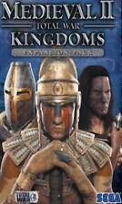 Manuale per Medieval II Total War piattaforma tedesco ottimo stato
