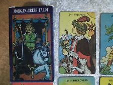 Morgan Greer Tarot Karten Deck von William Greer, Tarot, Orakel, Esoterik, Rar!!