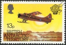Single Aviation Postal Stamps