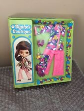 Kenner 1972 Blythe's Boutique Fashions Lounging Lovely Factory Sealed. Rare